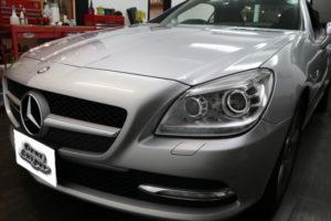 車のエクボはデントリペアで・・・!(^^)!